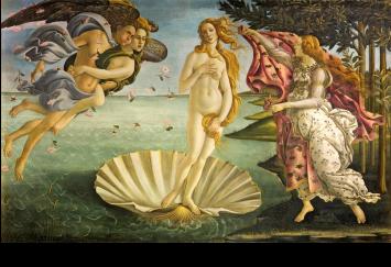 EN Botticelli Nascita venus