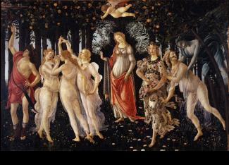 EN Botticelli Primavera