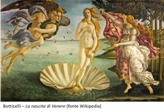 IT Botticelli Nascita Venere