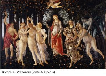IT Botticelli Primavera